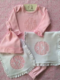 Baby bundles! A perfect gift for the newborn or mommy-to-be! Choose the bundle…