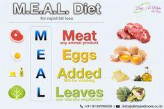 #MealDiet For #RapidFatLoss Face Fat Loss, Belly Fat Loss, Fat Loss Diet, Lose Belly Fat, Best Weight Loss, Weight Loss Tips, Lose Weight, Meat Diet, Fat Burning Diet