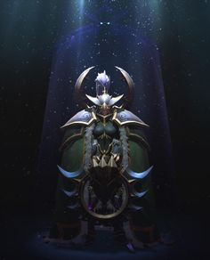 Titles are hard — Warcraft 3 Warden by Sergey Ponomarenko Warcraft Heroes, Warcraft 3, Warcraft Funny, World Of Warcraft Movie, Wow Elf, Hearthstone Heroes, Illidan Stormrage, Night Elf, Heroes Of The Storm