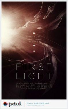 First Light Paul Lee Design Tenisha Howard Church Flyer Ideas