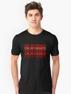 Calisthenics Fitness Sport • Entdecke einzigartige Designs und Motive von unabhängigen Künstlern.