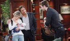 Anticipazioni Beautiful: Caroline partorisce e Thomas scopre che è il padre