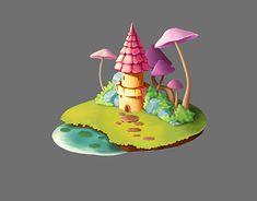 Game Design, New Work, Game Art, 2d, Appreciation, Digital Art, Behance, Profile, Photoshop