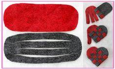 keçeden bardak altlığı nasıl yapılır – Keçeden bardak altlığı yapımı – Keçeden bardak altlığı yapılışı – Kalp şeklinde bardak altlığı nasıl yapılır - Kalp şeklinde keçe - Kalp şeklinde keçe süs - Keçe süs yapımı -