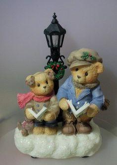 """John & William """"When Friends Meet, Hearts Warm"""" (Winter Bear Festival)       (Lights Up)"""