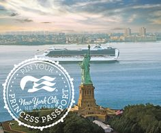 I just pinned New York City as my dream destination for the Pin Your Princess Passport Giveaway. I can't wait to cruise to the Caribbean if I win! http://woobox.com/h7ue3k #PrincessPassportSweepsEntry