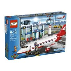 Lego City Airport.