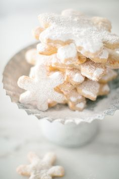 Isn't it amazing how a simple taste of a treat can flood you with all kinds of memories?! After wewhipped up these cookies usingFleischmann's yeast, I was instantly transported back to my childhood with my first bite. It was amazing! It is one of my favourite Christmas cookies from when I was a little girl These simple, not-too-sweet Polish cookies are almost identical to ones my mom and aunts used to make that I enjoyed as a kid. They look like shortbread withRead more