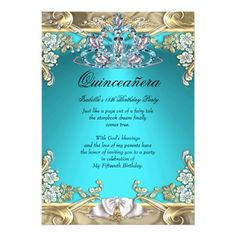 Whimsical Under the Sea Quinceaera Invitations online Whimsical