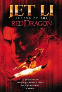 Legend of the Red Dragon Poster