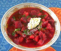 Vegan Borscht Soup