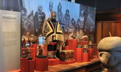 Nisga'a Museum | Exhibit Design | Nick Graves Design