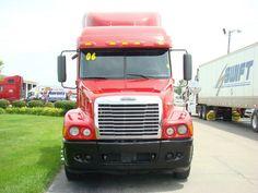 2006 Freightliner Tractor Truck w/ Sleeper for sale #truck #sale #Freightliner