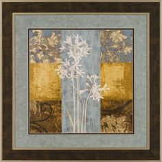 """New Century Picture Heritage II by Donovan, Chris Wall Art - 30"""" x 30"""" - PI 20519"""