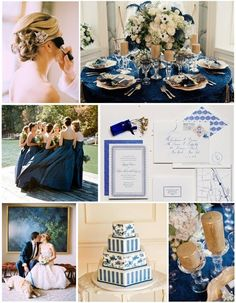 Wedding Wednesday: Color Scheme Along The Way With Rae