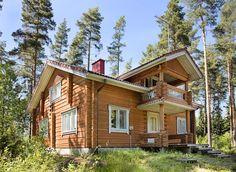 Tainan Tupa, Sysmä Cosy, Villa, Swimming, Cabin, House Styles, Summer, Cottages, Saunas, Home Decor