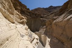 Death Valley: Mosaic Canyon, near Stovepipe Wells