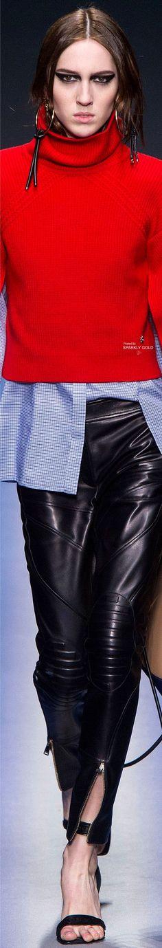 Versace Fall 2017 RTW