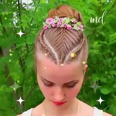 Girl Hairstyles 582090320571103777 - Straight out of a fairytale… yes, all of them! Source by marieemiliebreuil Braided Hairstyles, Wedding Hairstyles, Wacky Hair, Girl Hair Dos, Long Box Braids, Halloween Hair, Crazy Hair, Hair Videos, Hair Hacks