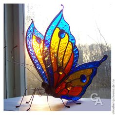 "Decoration for interior ""Butterfly"" - buy or order in an online shop on Livemaster 