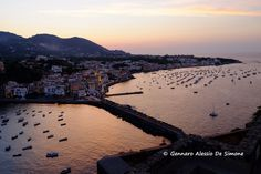 Ischia by sunset by Gennaro Alessio De Simone on 500px