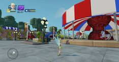 Phineas And Ferb, Disney Infinity, Main Street, Disneyland, Entrance, Maine, Tours, Park, Building