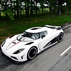 The 2013 Agera R is the result of Koenigsegg's endless pursuit of perfection.