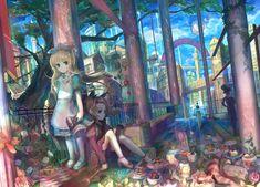 憂鬱アリスと女王様 / Artist: http://www.pixiv.net/member.php?id=27517