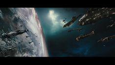 Noticia Final: Estaria ocorrendo uma batalha espacial sem o nosso...