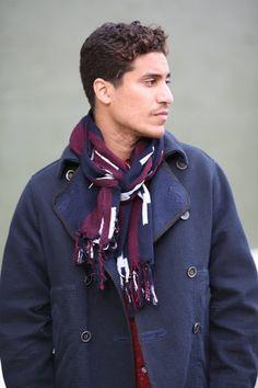 Kiriko Made Karori scarf $89
