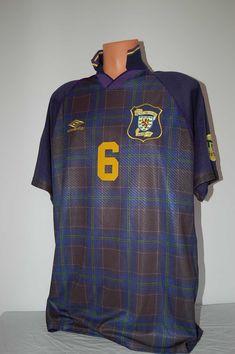 Euro 96 Tartan Kit