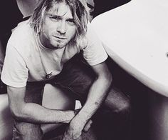 Only Kurt Cobain by sanimaui on We Heart It