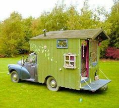 Gypsy wagon rv