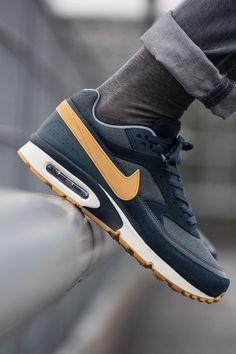 buy popular e9f71 95ab9 Nike Air Max BW Premium   819523-401 (via Kicks-daily.com