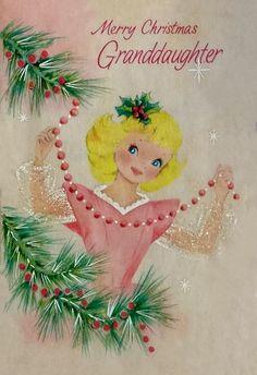 Merry Christmas Granddaughter...