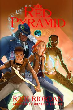 My review for the graphic novel adaptations of Percy Jackson and the Olympians and The Kane Chronicles by Rick Riordan can be read at: https://chicgeekspeaks.wordpress.com/2014/08/13/graphic-novel-adaptations-percy-jackson-vs-the-kane-chronicles/