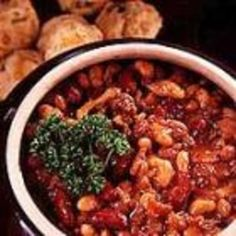 Old Settlers' Baked Beans