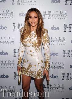Celebrity Lookbook: Jennifer Lopez