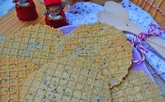 Ropogós szezámmagos ostya - Paleország - Paleolit szemléletű információs és közösségi portál Paleo, Cooking Recipes, Cookies, Desserts, Food, Crack Crackers, Tailgate Desserts, Deserts, Chef Recipes