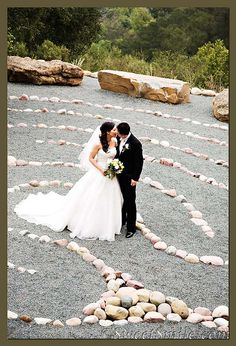 Married in the Labyrinth...nice.    Amongst the Labyrinth Rocks by skylineucc, via Flickr