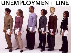 unemployment pictures   Unemployment Line Pictures - Strange Pics - Freaking News