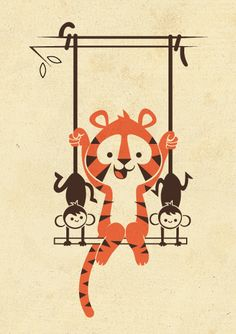 Monkey Swing | by Skinnyandy