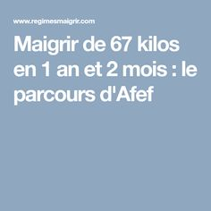 Maigrir de 67 kilos en 1 an et 2 mois : le parcours d'Afef Hiit, 1 An, Anti Cellulite, Health Fitness, Deco, Get Ripped, Decor, Deko, Decorating
