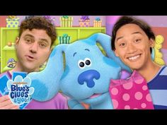 Blues Clues, Presents, Games, Gifts, Gaming, Favors, Plays, Gift, Game