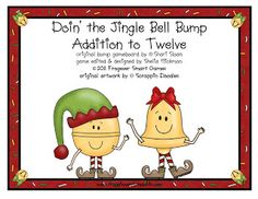 A B Seymour: FREE Christmas/December Math Games that are kiddo approved!  :)