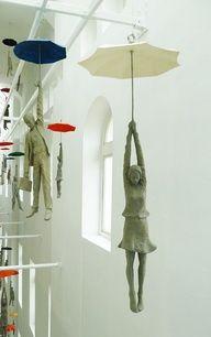 Art Installation: Slight Uncertainty by Czech artist Michal Trpák. #Installation #Art
