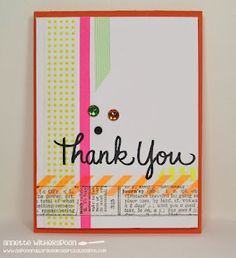 @Annette Witherspoon from the Stamp It! Cards Week Challenge in the Moxie Fab World.