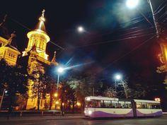 Am ajuns in Mica Vienă  #citylights Timisoara