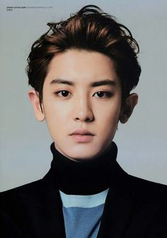 EXO | EXO-K | Park Chan Yeol (chanyeol) | EXOplanet #2 - The EXO'luXion Merchandise [scan] | Facebook