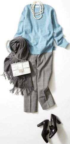 outfit date casual Fashion Mode, Office Fashion, Fashion Over 50, Work Fashion, Fashion Pants, Fashion Looks, Fashion Outfits, Womens Fashion, Mode Outfits